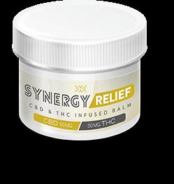 SYNERGY Relief Balm