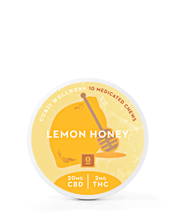 Lemon Honey Chews