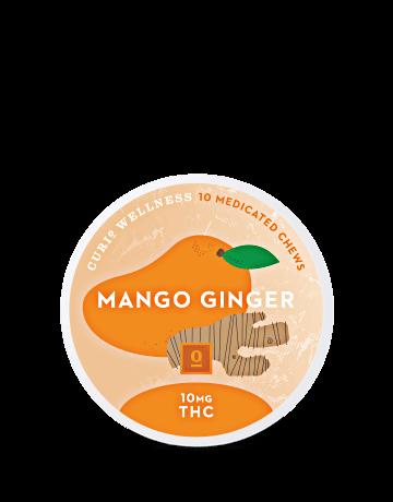 Mango Ginger Chews