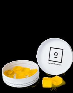 Lemon Honey open