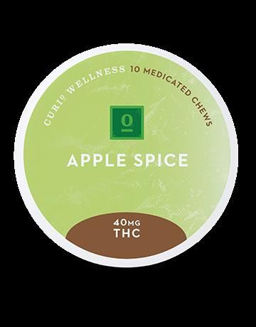 Apple Spice Chews