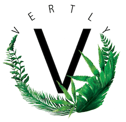 New vertly small logo