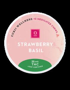 strawberry basil 25mg
