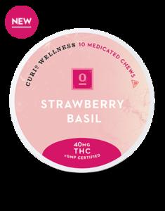 strawberry basil 40mg