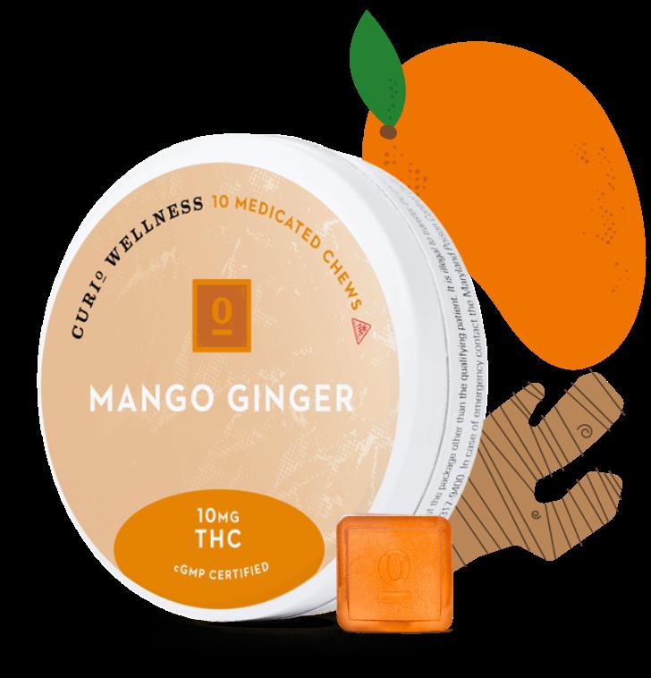 Mango Ginger Product