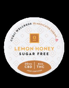 Lemon Honey Sugar Free