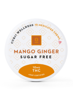 SUGAR FREE MANGO GINGER CHEWS