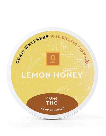LEMON HONEY CHEWS (THC ONLY)